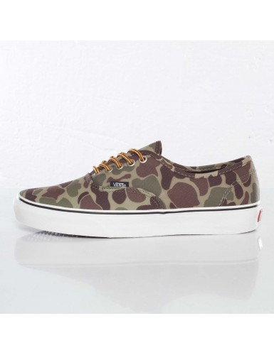 VANS AUTHENTIC CAMOO MARR T 39