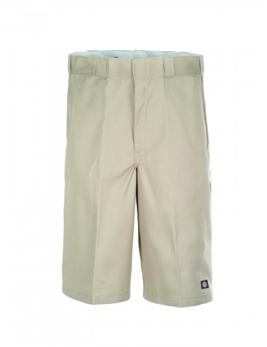 TWILL WORK SHORT LOOSE FIT 32 KHAKI