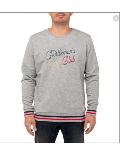 CREW NECK GENTLEMEN T-XL