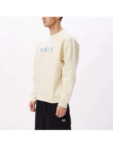 CURTIS CREW NATURAL T-S